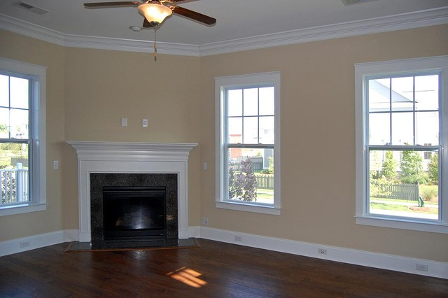 The Mapleton traditional-family-room