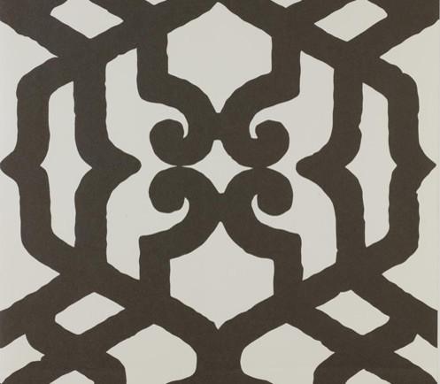 Alhambra Wallpaper by Dedar contemporary-wallpaper