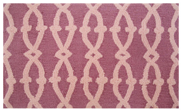 """STERLING LILAC ,Area Rug ,size   16"""" X 27"""" modern-rugs"""