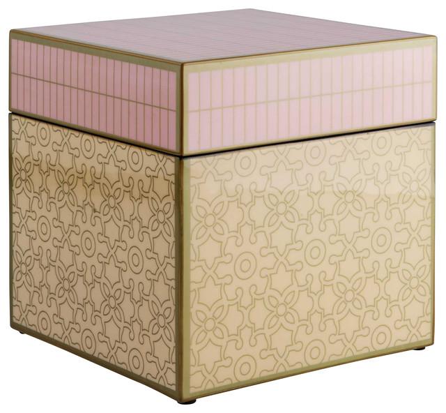 Unique Square Box by Piling Palang eclectic-decorative-boxes