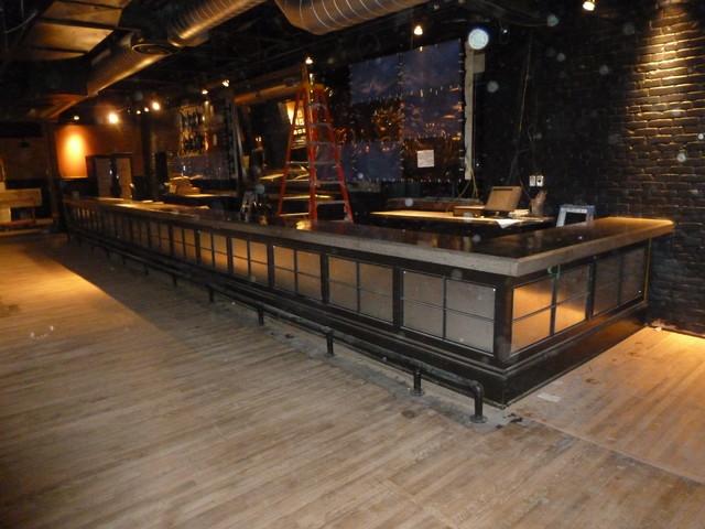 Concrete countertops and bars - Modern - toronto - by City Concrete Inc.