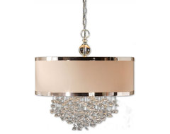 www.essentialsinside.com:  fascination hanging pendant light chandelier contemporary lighting