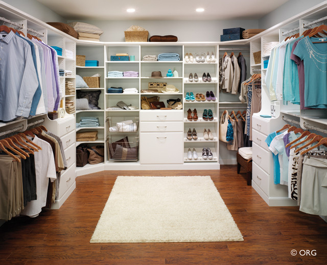 Closets, Garages, Home Office, Built In, Garage Flooring,Naples Florida Custom h contemporary-closet-organizers