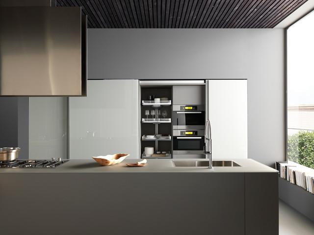 Modulnova Moon Kitchen Cabinetry Contemporary