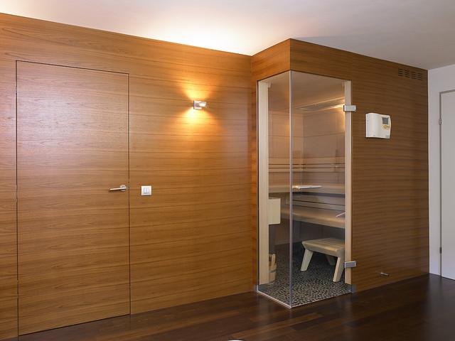 Privathaus 2 modern-bathroom