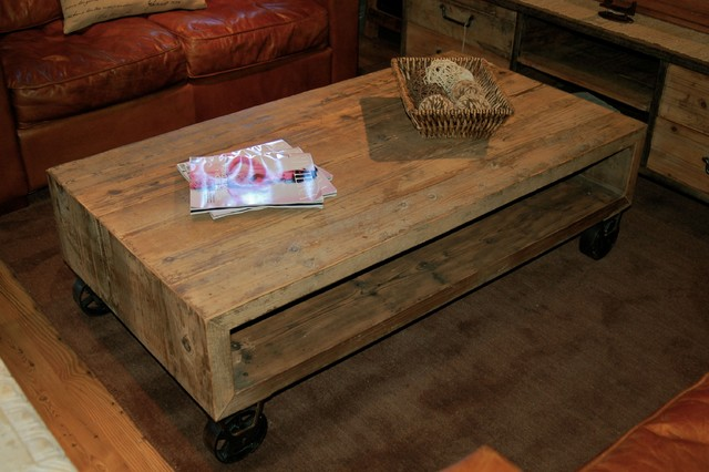 Vintage Furniture contemporary coffee tables