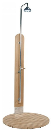Transportable Garden Shower contemporary-outdoor-products