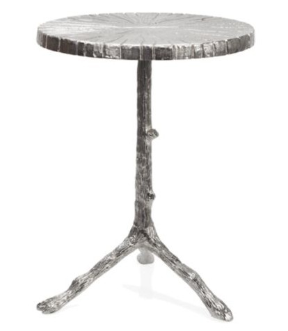 Twig Accent Table Rustic Side Tables And End Tables