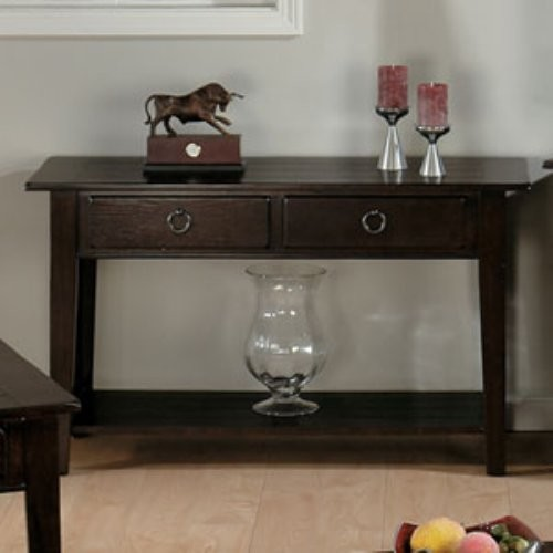 Heirloom Console Table contemporary-side-tables-and-end-tables