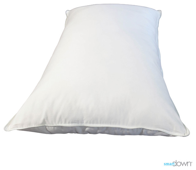 SmartDown Washable King-size Pillow - contemporary - pillows - by