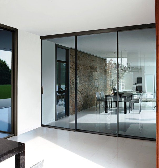 Our Architectural Room divider panels & Designer Doors contemporary