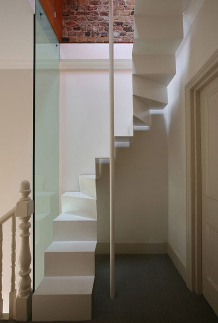 Tamir Addadi Architecture - loft access london modern staircase