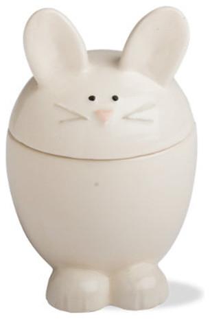 Bunny Egg Cup contemporary-serveware