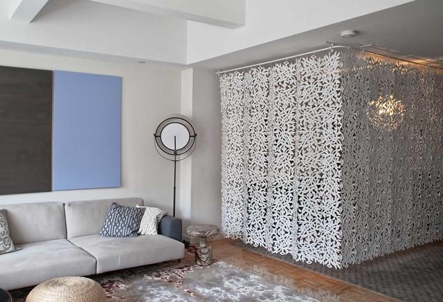 Modular screen modern home decor new york by for Modern home decor llc