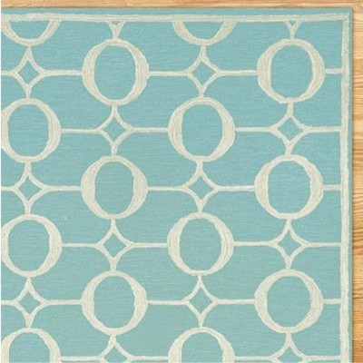 Arabesque Indoor-Outdoor Rug, eclectic rugs