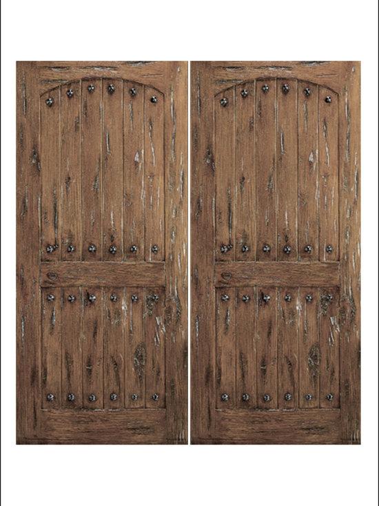 Western / Sante Fe Entry Doors Model # SW-62 -