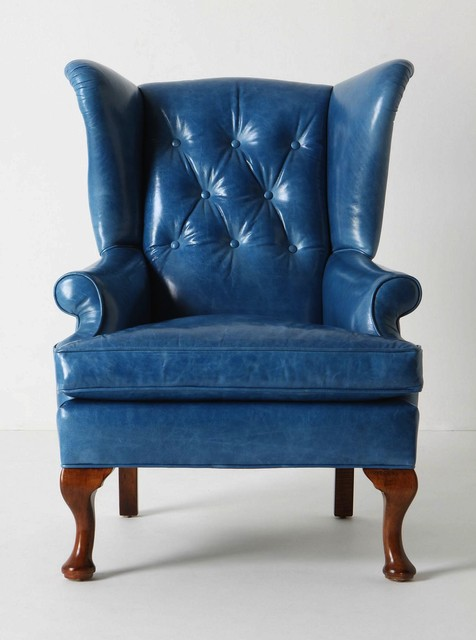 Howell Wingback traditional armchairs