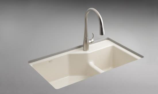 Kohler Kitchen Sinks contemporary-kitchen-sinks