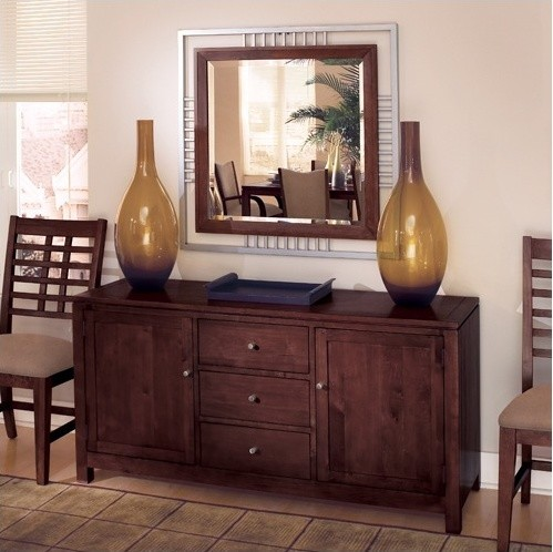 Highland Park China Deck modern-buffets-and-sideboards