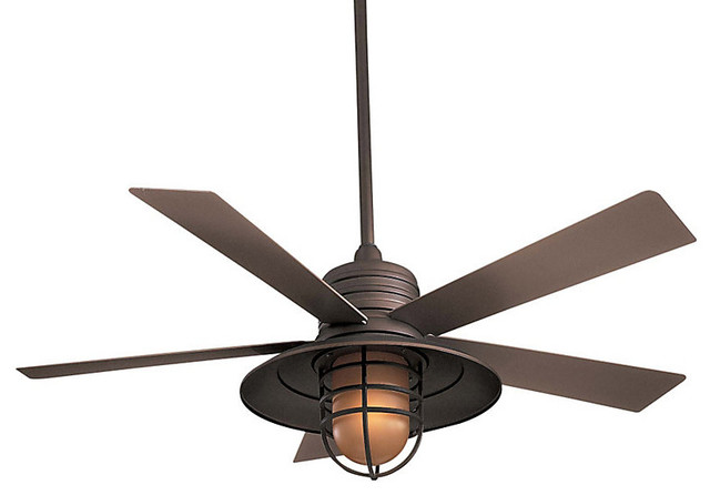 Fairhaven Indoor/Outdoor Ceiling Fan traditional-ceiling-fans