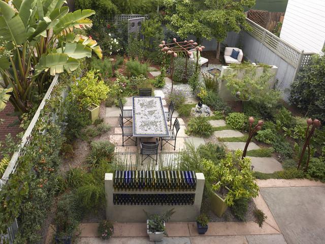 Garden of Vine and Dine contemporary