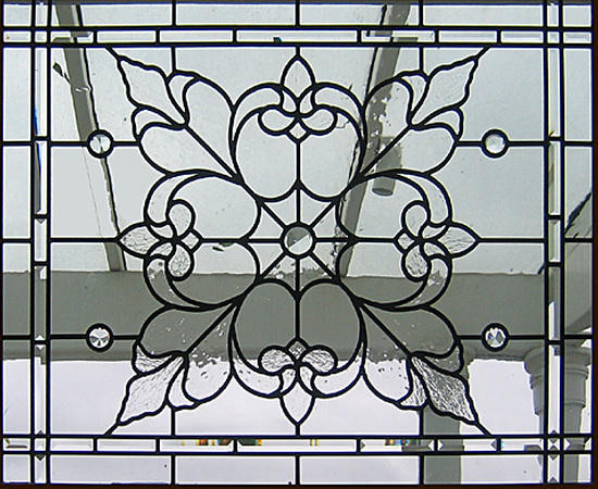 Stained Glass Collection - DbyD-8006 traditional windows