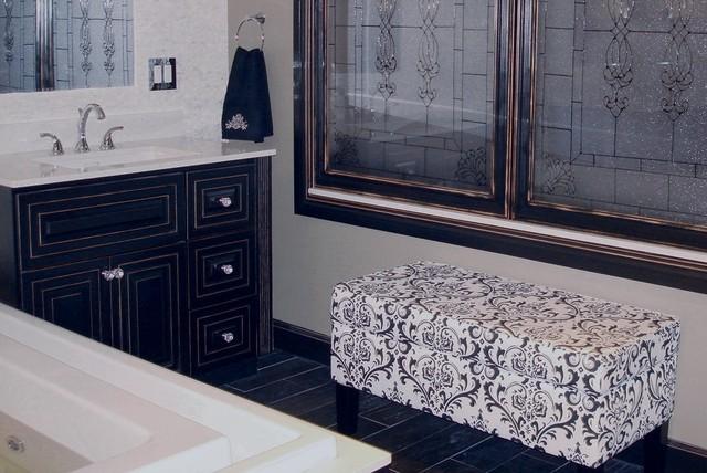 O'Neil Vintage Bathroom contemporary-bathroom-vanities-and-sink-consoles