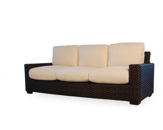 Lloyd Flanders Contempo Sofa -