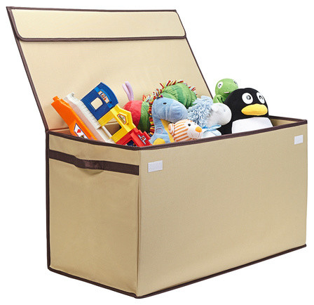 Collapsible toy chest transitional toy organizers by great
