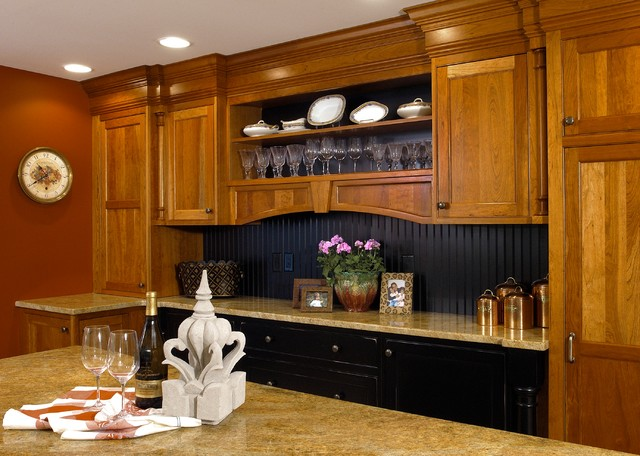 Lower Merion traditional-kitchen