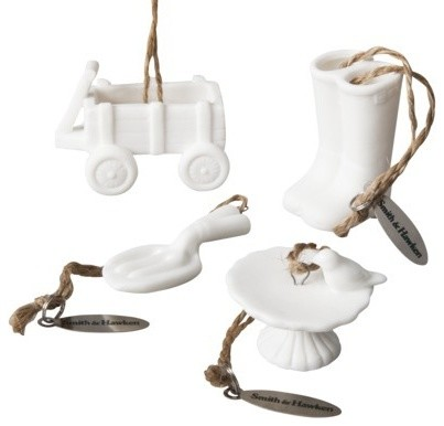 Smith Hawken Ornament Garden Tools Set Contemporary Christmas Ornaments By Target