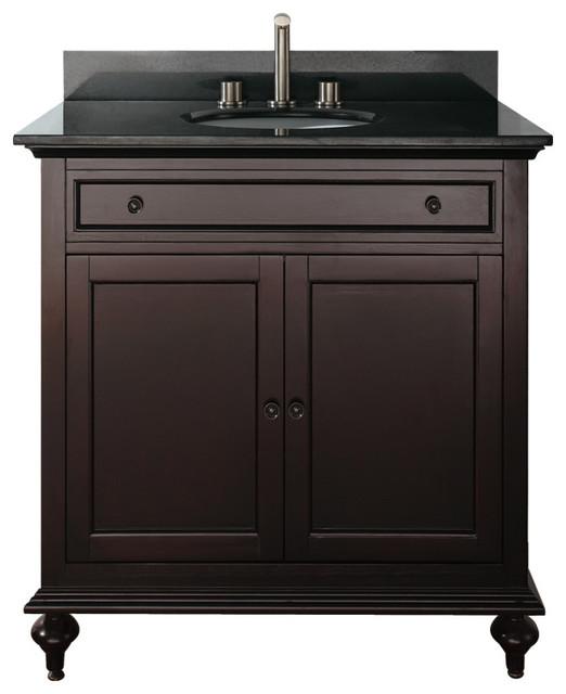 Merlot Vanity Combo contemporary-bathroom-vanities-and-sink-consoles