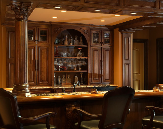Kitchen, Bath and Whole House Custom Cabinetry - Modern - Bar Stools And Counter Stools - by Ayr ...