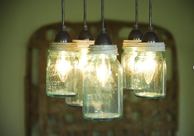 Reclaimed Lighting