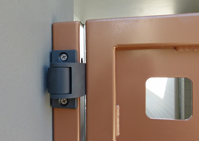 SureClose Hydraulic Hinge & Gate Closer - Contemporary - orange county - by D&D Technologies
