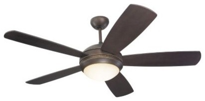 Discus Ceiling Fan by Monte Carlo ceiling-lighting