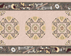 Chinese Custom Rug Designs asian-rugs