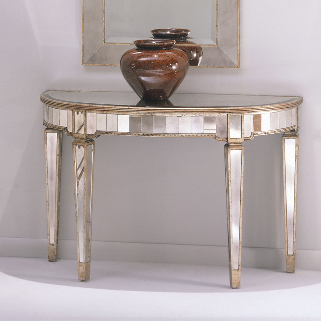 Entrance Console Tables Room 4 Interiors