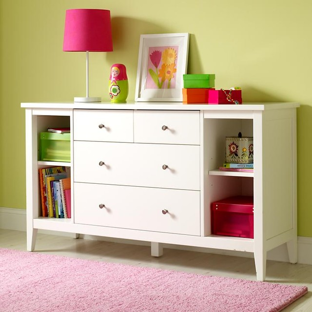blake dresser white contemporary kids dressers and