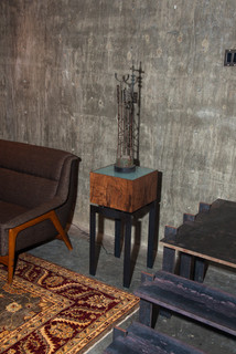 pedestals contemporary basement san diego by jacobs woodworks