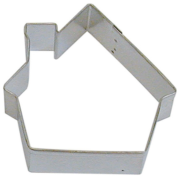 Gingerbread house cookie cutter modern cookie cutters for Cookie cutter house plans