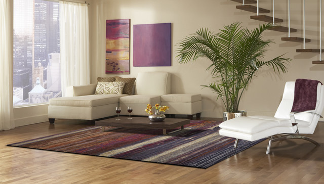 Pissarro rug in living room contemporary living room Carpet for living room
