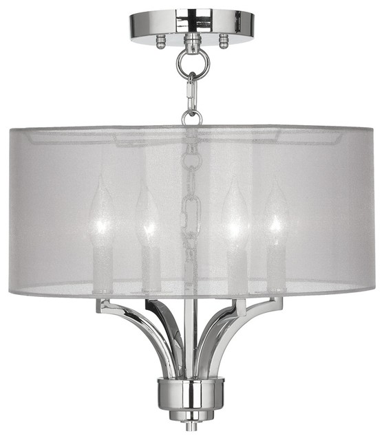 Silver ceiling lights ceiling designs silver chrome ceiling lights modern brushed way aloadofball Gallery