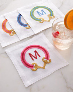 Contemporary Barware by Monogram Goods