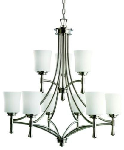 Wharton 2-Tier Chandelier modern-chandeliers