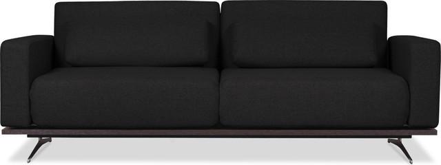 Copperfield Black Futon modern-futons
