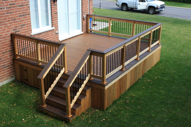 Patio Deck-Art Designs® NEW 2013 contemporary