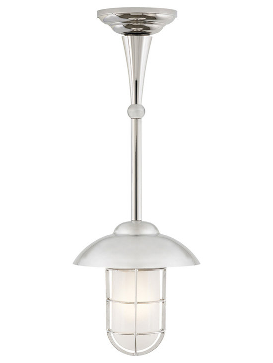 Admiral Classic Suspension by Wilmette Lighting