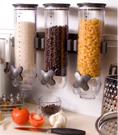 SmartSpace Food Dispenser contemporary-food-containers-and-storage