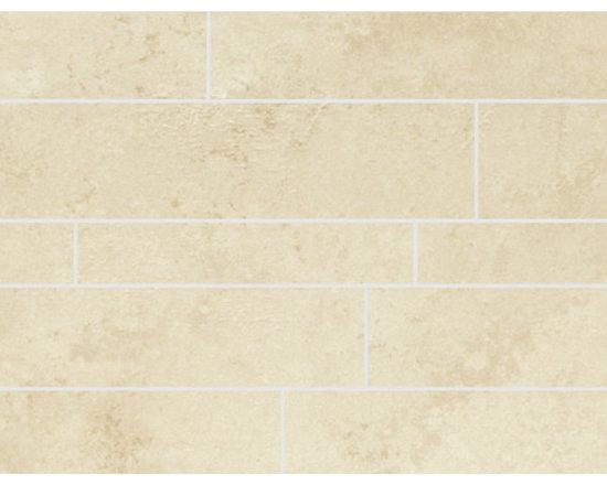 Limestone Collection Ivory Design 4 Mosaics -